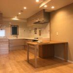 マンションリノベin神戸市灘区 ウェルブ六甲道二番街工事完成